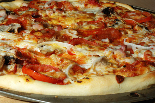 Tel Aviv's Top Pizza Spots