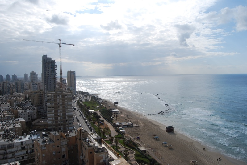 In the Most Unexpected of Places | Bat Yam's New Artist Colony
