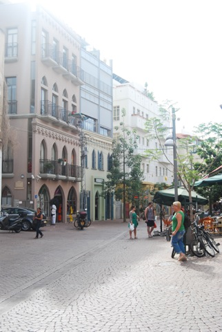 Tel Aviv to See New Pedestrian Only Streets
