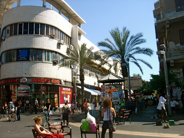 Nahalat Binyamin is Tel Aviv's Hottest Street