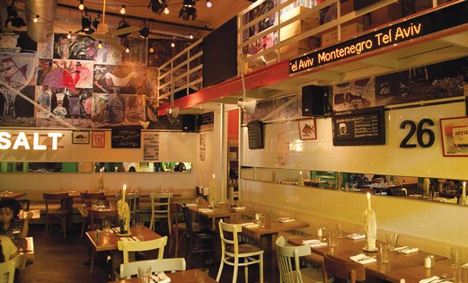 Montenegro – Tapas Meet Deli in Lev Hair | Tel Aviv Restaurants