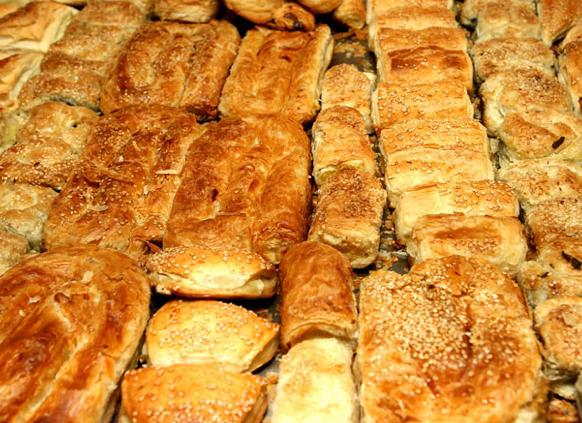 Tel Aviv's Best Bourekas   Tel Aviv Restaurants