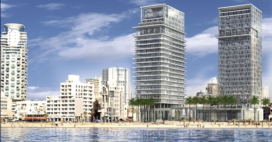 The Luxury Hotel Sector Is Growing In Tel Aviv The Maki Group Tel Aviv Real Estate Brokerage