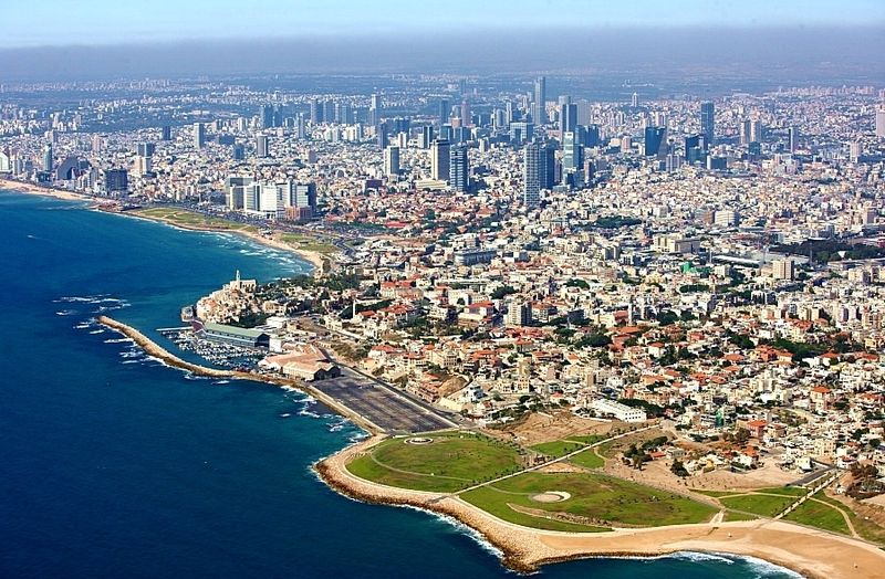Israel Real Estate Market is the World's 3rd Hottest According to CNBC & Knight Frank