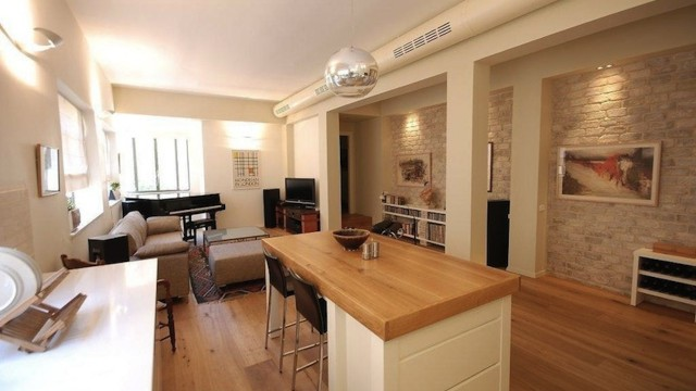 Loft Style Apartment for Sale in the Heart of Tel Aviv