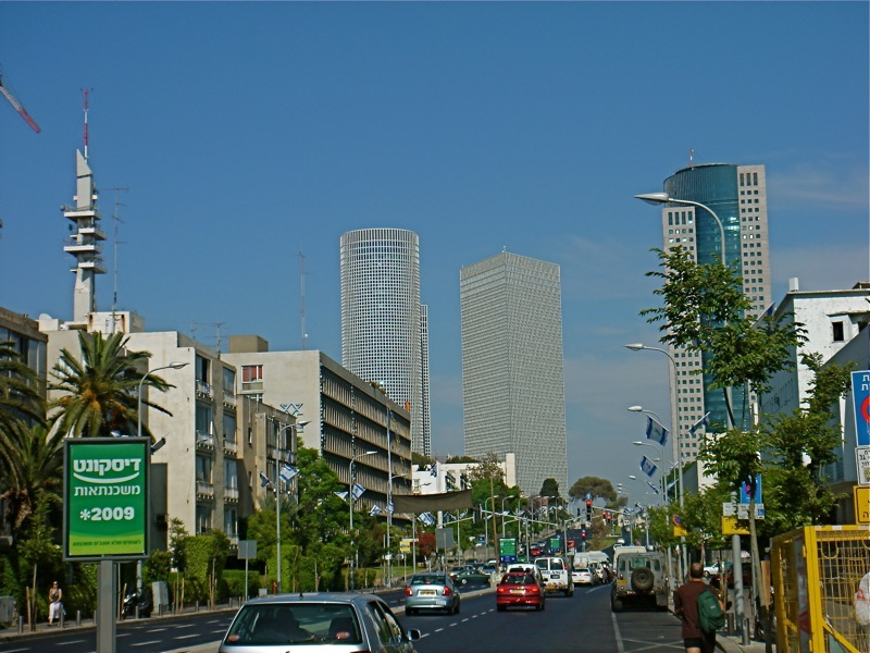 Merkaz Hair – Tel Aviv's City Center