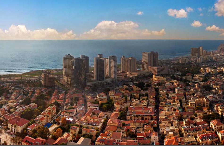 Summer 2012 and the Tel Aviv Real Estate Market