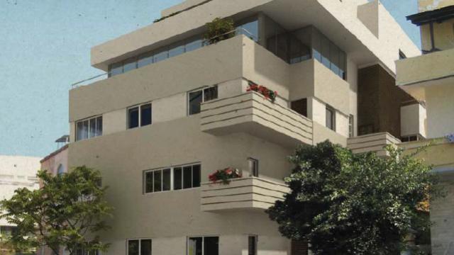 New Apartment in Restored Bauhaus Next to the Beach