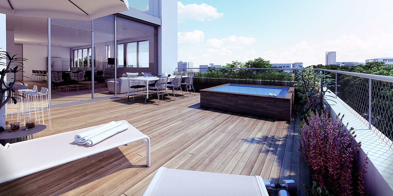 The Tel Aviv Luxury Real Estate Market is Alive & Well on Rothschild Boulevard & Lev Hair