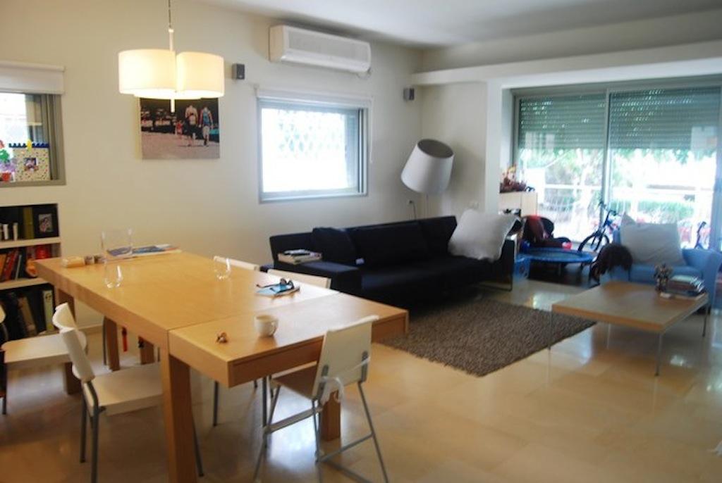 Modern Design on Sderot Chen | 3 Bedroom Apartment for Rent in Central Tel Aviv