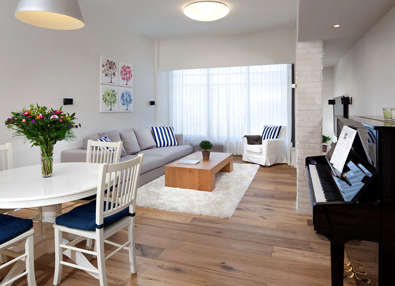 Designer 2BR Apartment for Sale Next to Basel Square in Tel Aviv's Old North