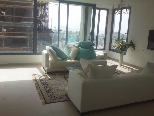 Seaside Penthouse for Sale on the Tel Aviv Shore