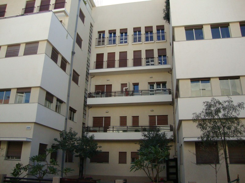 1 Bedroom Bauhaus Apartment for Sale on Yehuda HaLevi St in Lev Tel Aviv