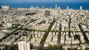 Full Floor Apartment for Sale in the G Tower in Central Tel Aviv