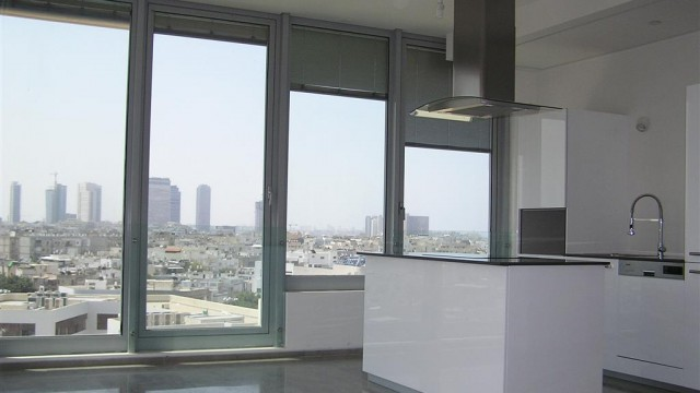 2BR Apartment for Rent in the New Frishman 46 Tower