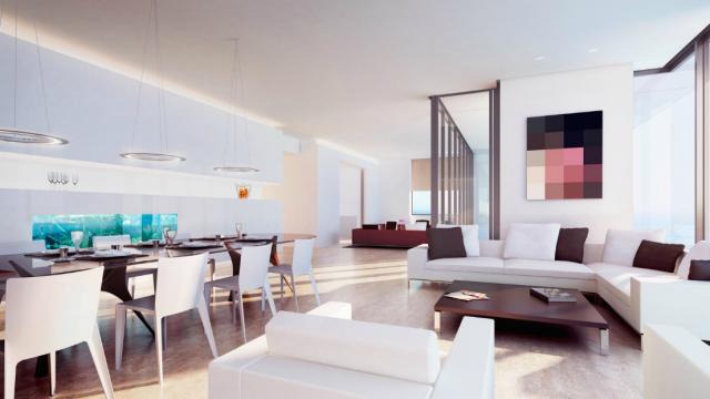 Unique 3BR Apartment in Tel Aviv's City Center for Sale