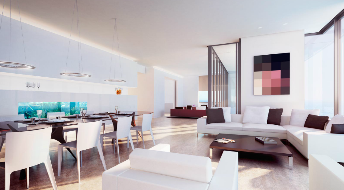 Unique 3BR Apartment in Tel Aviv's City Center for Sale