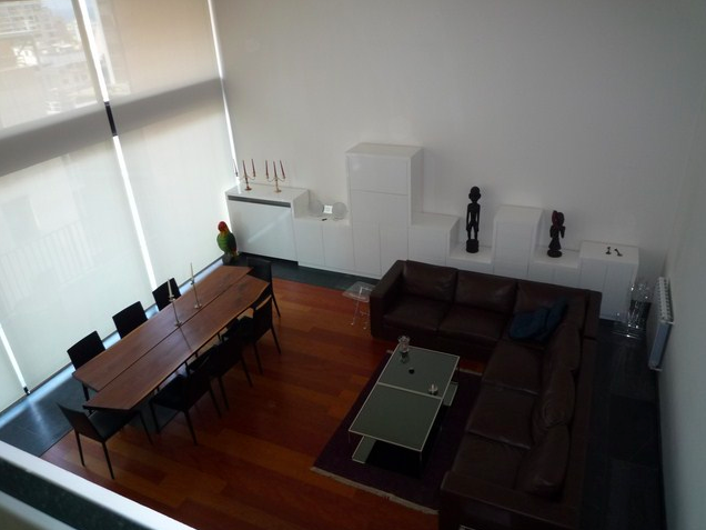 Designer 3BR Duplex on Nahmani Street in Lev Tel Aviv for Sale