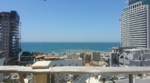 3BR Duplex Penthouse Near the Sea in Kerem HaTeimanim