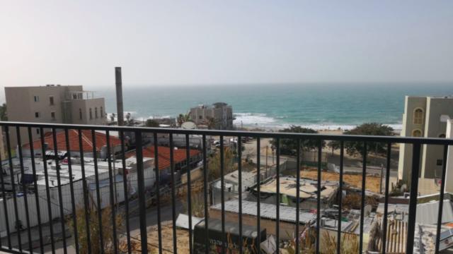 Brand New 2BR Luxury Penthouse w/ Sea Views in Jaffa