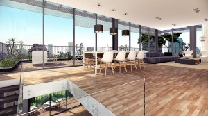 New Luxury 4BR Penthouse in Tel Aviv's City Center