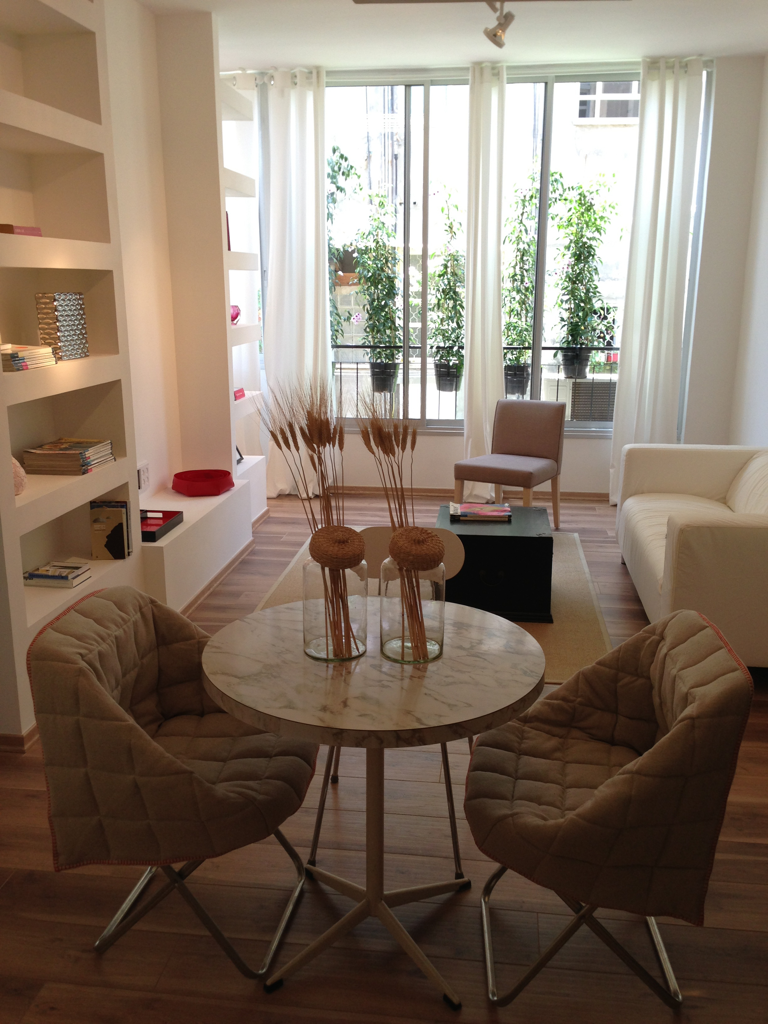 Beautifully Renovated 1BR Apartment for Sale in Tel Aviv's Old North