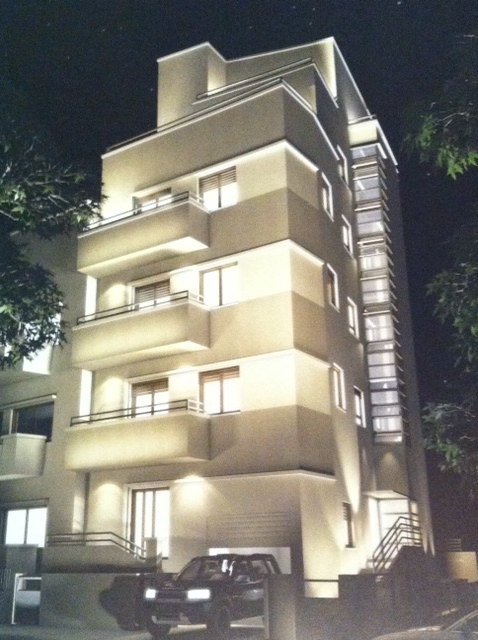 Newly Restored Bauhaus Apartment On Rothschild Blvd In Lev