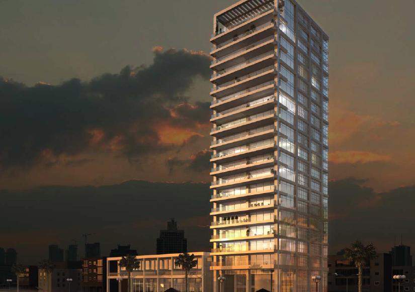 Tel Aviv Luxury Real Estate Report | New Record Per Square Meter Set