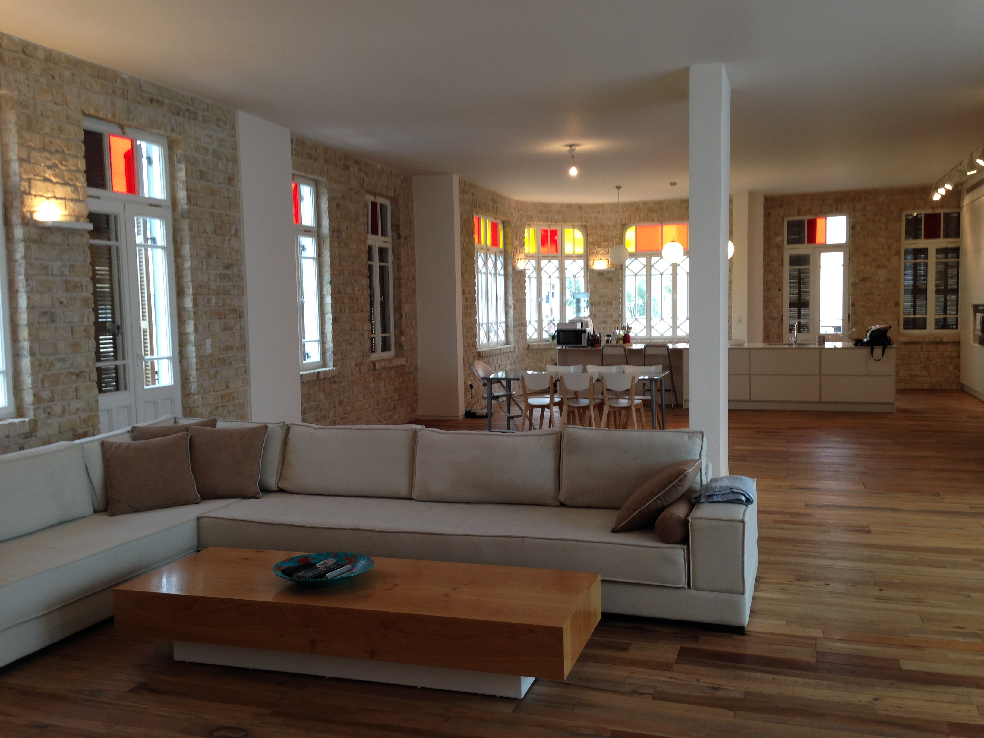 Unique 3BR Penthouse for Sale in Lev Hair Near Rothschild Blvd