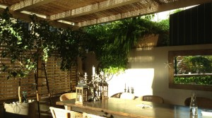 Charming 3BR Garden Apartment on Montefiore St in Lev Tel Aviv