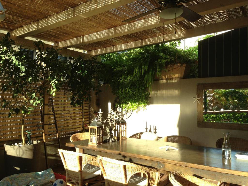 Charming 3BR Garden Apartment on Montefiore St in Lev Tel Aviv