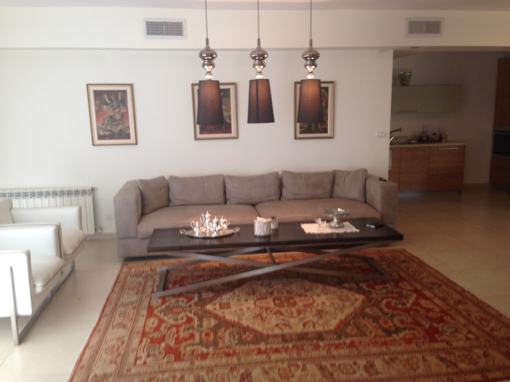Elegant 1BR Apartment for Rent on David HaMelekh Blvd. in Central Tel Aviv