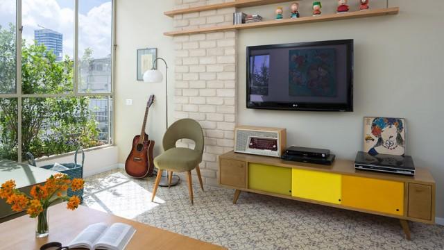 Beautifully Designed Seaside Apartment in Central Tel Aviv
