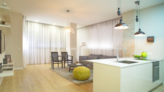 Beautifully Appointed 3BR in the Heart of Tel Aviv