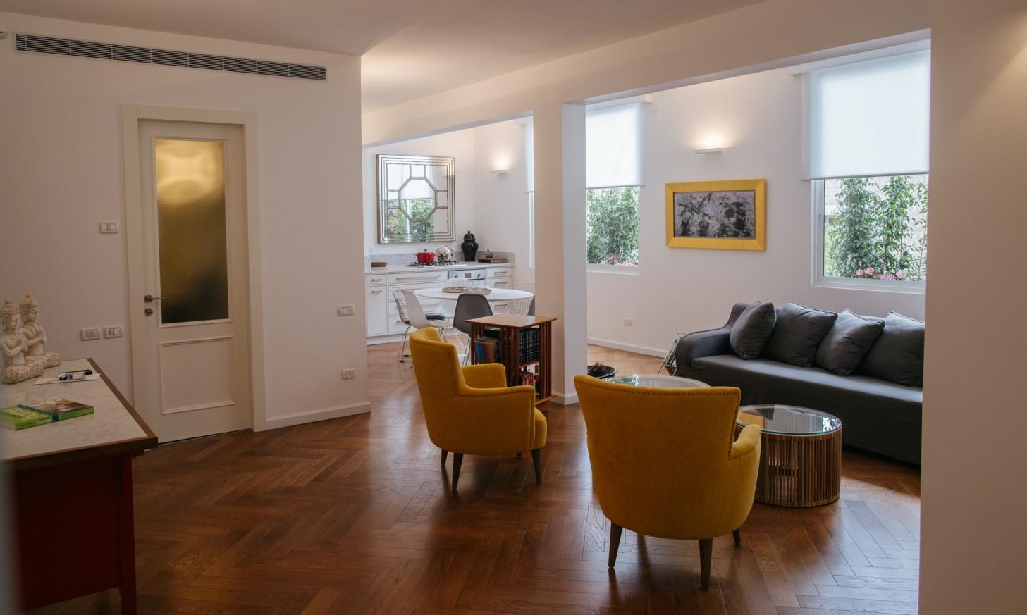 Elegant 3BR Apartment for Sale in Central Tel Aviv