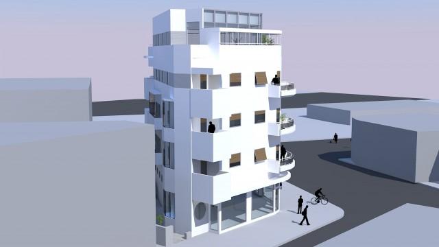 2BR Bauhaus Apartment Next to the Park & Beach