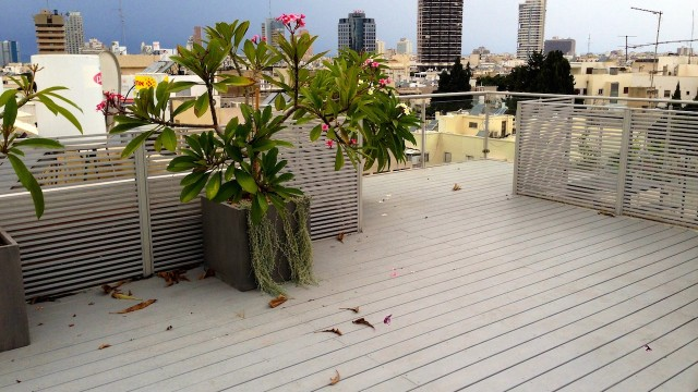 Spacious Penthouse for Sale on Ahad Haam St in Lev Tel Aviv