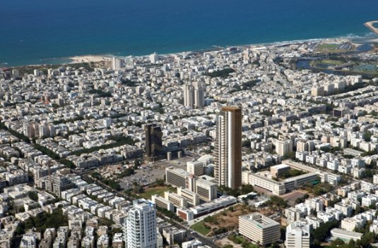 Luxury 3BR Apartment for Sale in the Gymnasia Tower in Tel Aviv' Old North