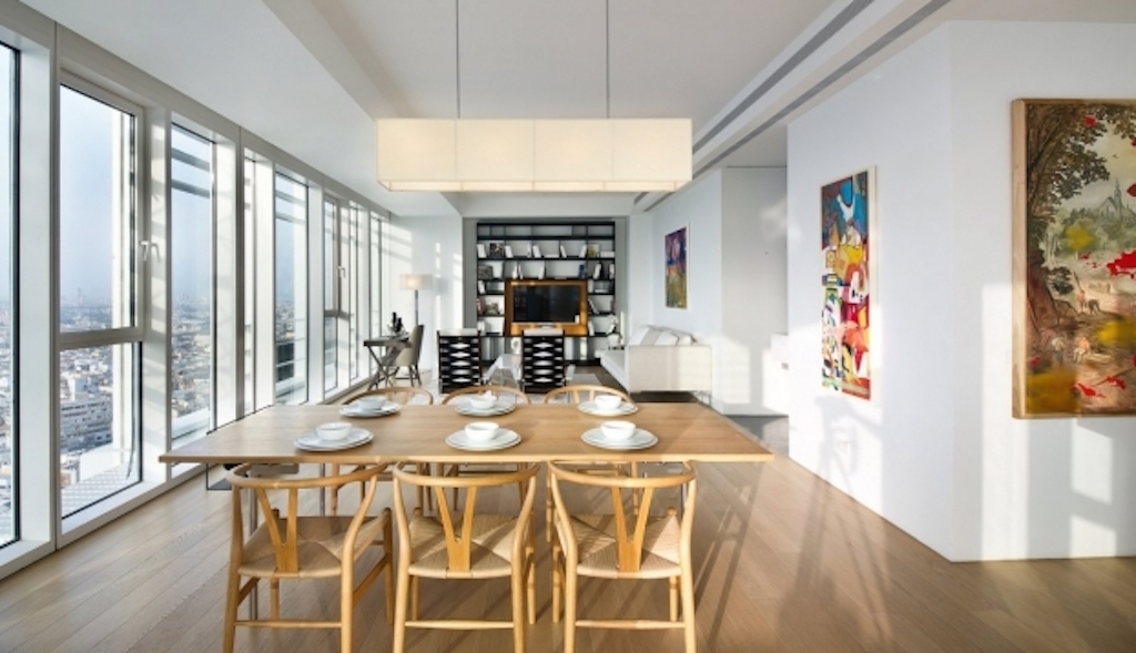 Luxury Turn-Key 2BR Apartment for Sale in the Meier on Rothschild Tower