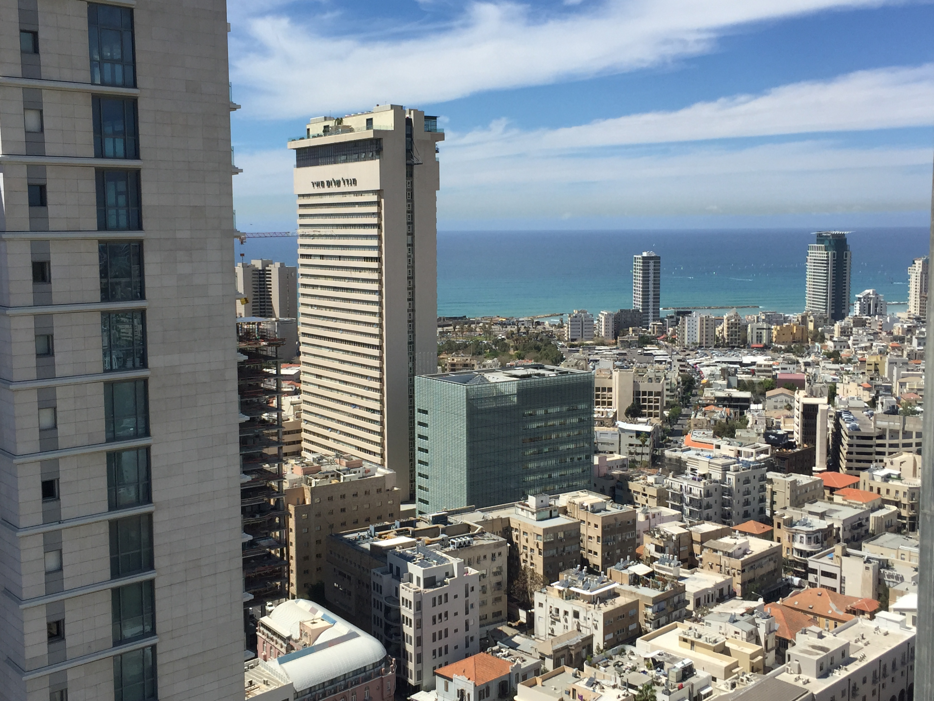 3BR Apartment for Sale on High Floor in the Exclusive Meier on Rothschild Tower