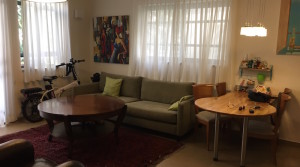 Lovely 3BR Apartment for Sale in the Heart of Tel Aviv's White City