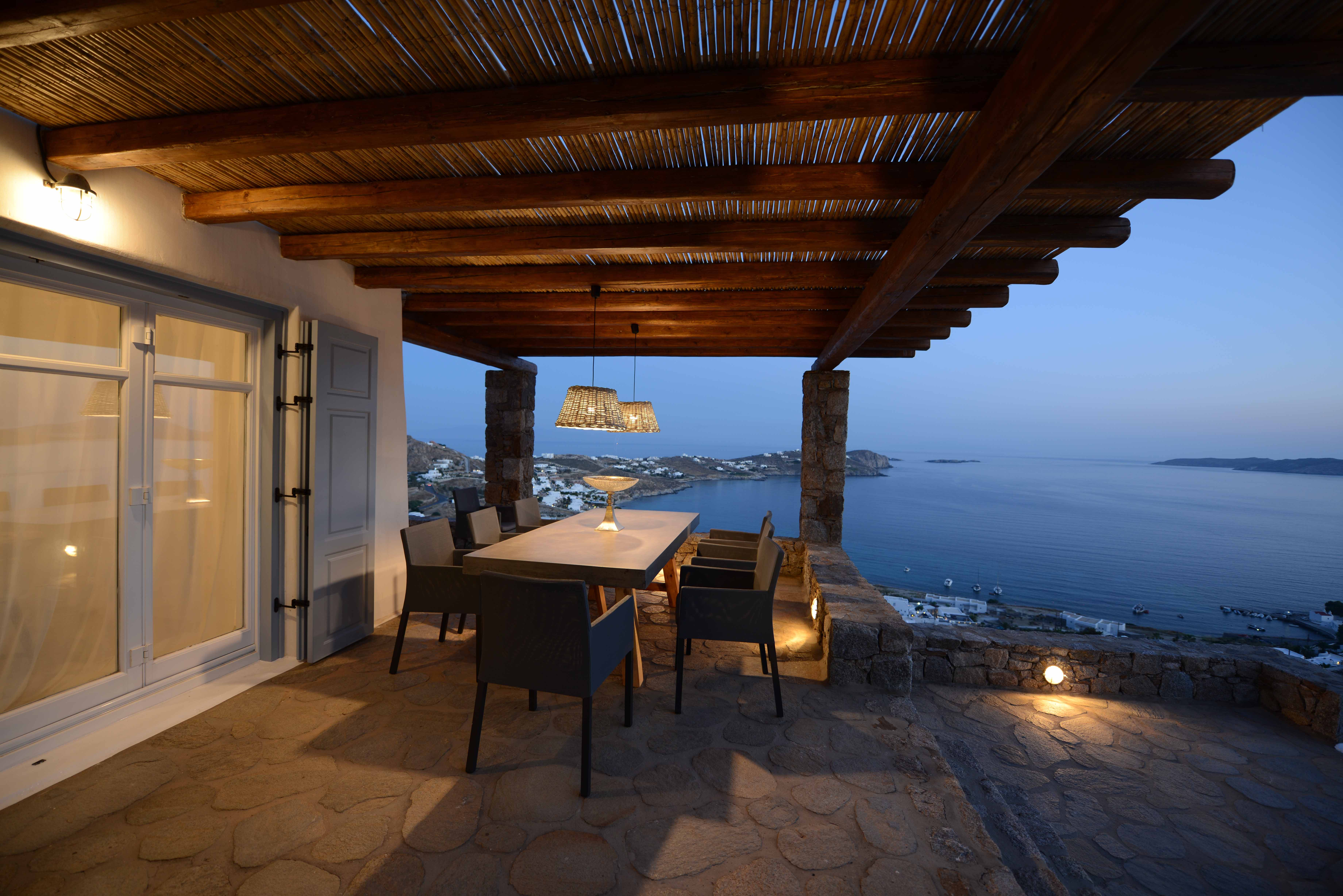 Greece Real Estate   Villa for Sale on Mykonos