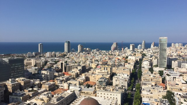 Luxury 2BR Apartment for Rent in the Meier on Rothschild Tower in Tel Aviv
