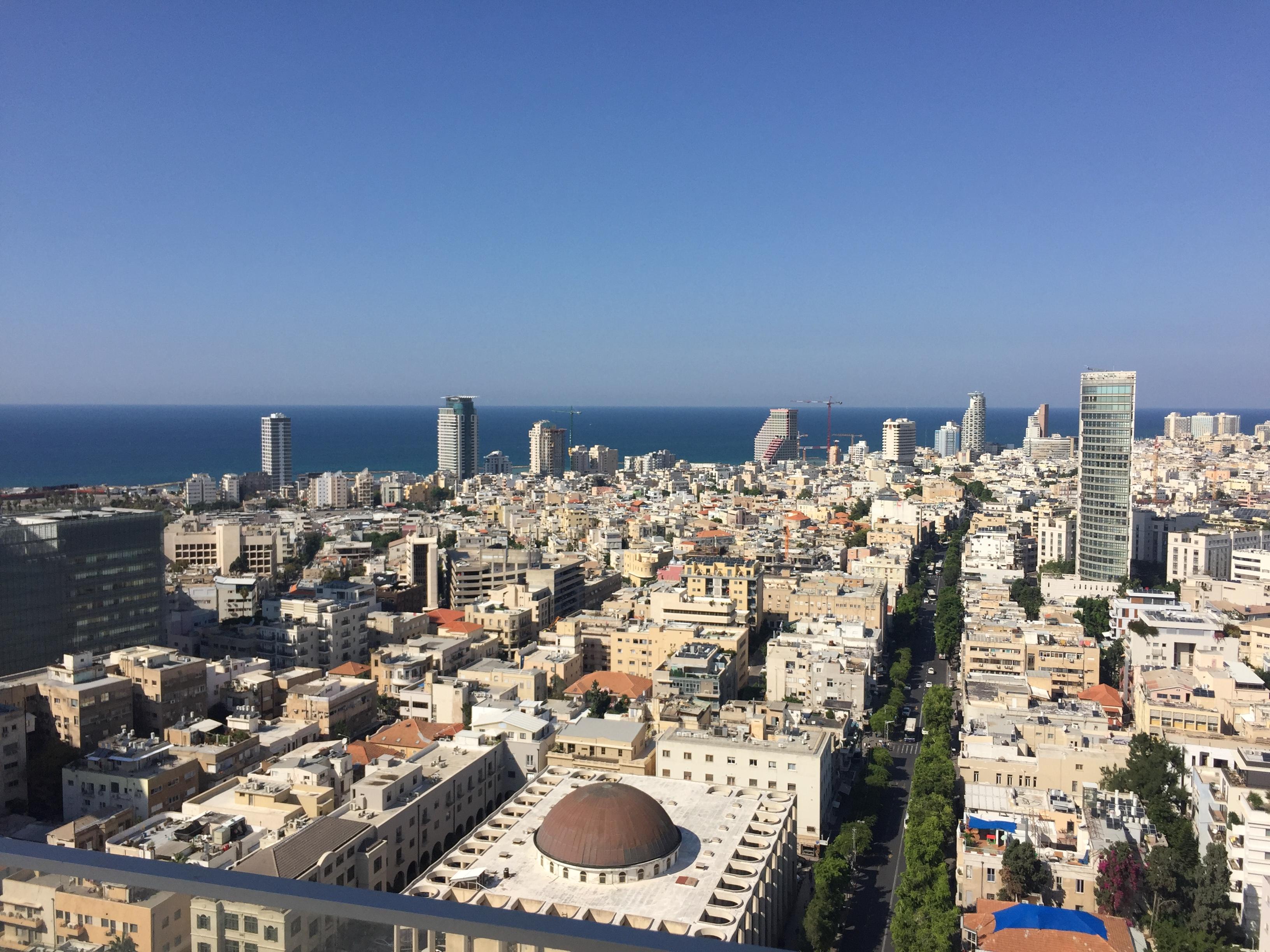 Luxury 2BR Apartment for Rent in the Meier on Rothschild Tower in Tel Aviv