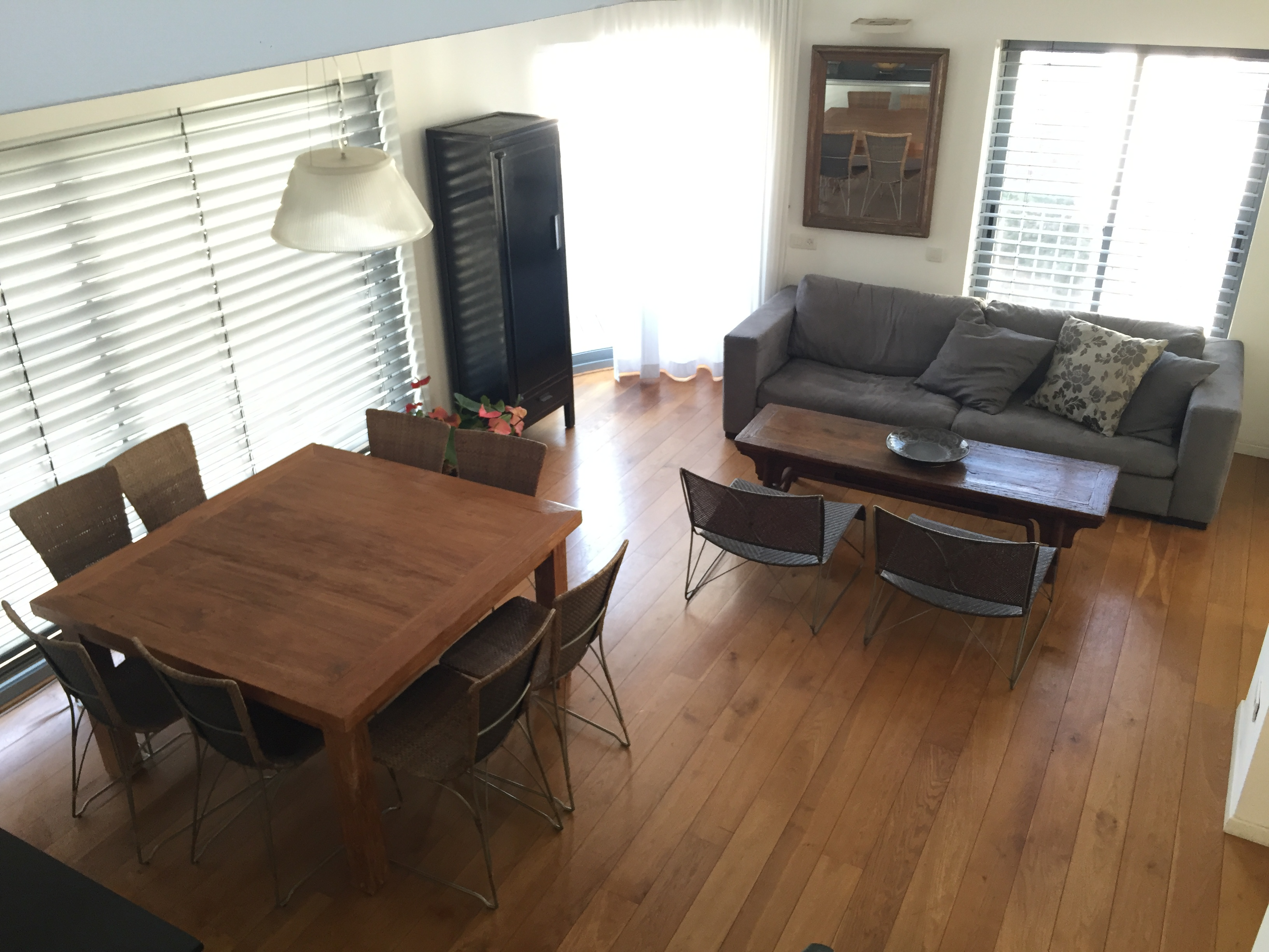 Furnished 2BR Rooftop Apartment Next to Mezizim Beach & the Port