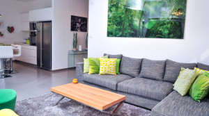 Turn-Key 2BR Apartment for Sale on Dizengoff Street in Tel Aviv