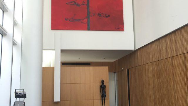 meier on rotschild lobby luxury tel aviv real estate