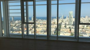 Stunning 2BR with Full Sea Views for Rent in the Meier on Rothschild Tower