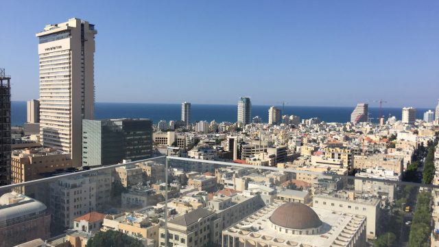 Perfect 2BR Apartment for Sale in the Meier on Rothschild Tower in Tel Aviv