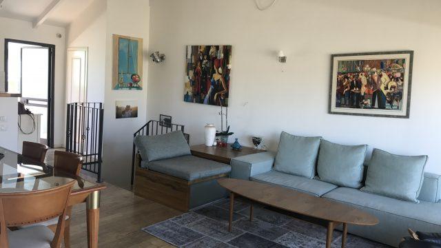 4 Bedroom Penthouse for Sale in Neve Tzedek
